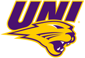 University of Northern Iowa Athletics Header Logo